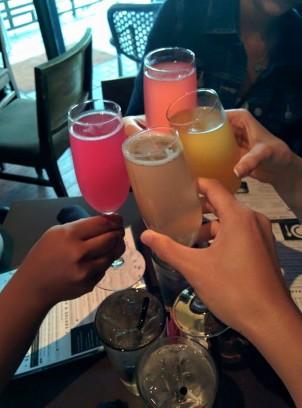 4 Mimosas