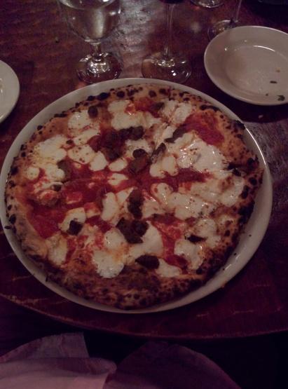 Say hello to the Lasagna Pizza